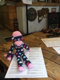 Dot visits Dutch Pancake House, York